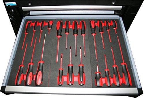 Küpper Werkzeugwagen befüllt - 3