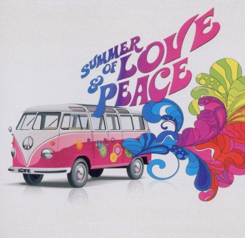 Summer of Love & Peace [Import Allemand]