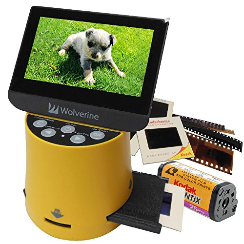 Wolverine Titan 8-in-1 High Resolution Film to...