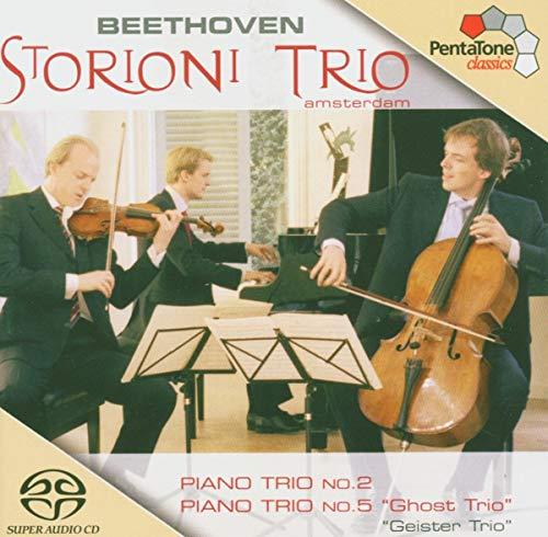 Storioni Trio Amsterdam - Piano Trios Op.1/2 & 70/1 'Ghost'