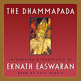 The Dhammapada cover art