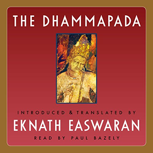 The Dhammapada audiobook cover art