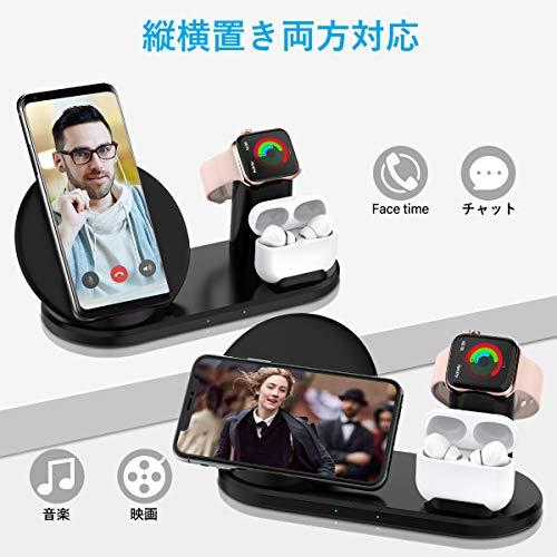 2020年最新Qiワイヤレス充電器【PSE認証済】無線ワイヤレス充電器ワイヤレスチャージャーiPhone11/11pro/iPhoneX/iPhoneXS/iPhoneXR/iPhoneXSMax/iPhone8/iPhone8Plus等、GalaxyS9/S9Plus/Note9/Note8/S8/S8Plus対応可他の