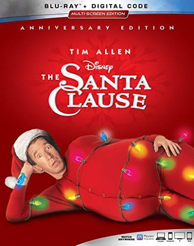 Santa Clause (2 Blu-Ray) [Edizione: Stati Uniti] [Italia] [Blu-ray]