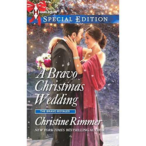 A Bravo Christmas Wedding audiobook cover art