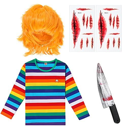 conseguir pelucas arcoiris on-line