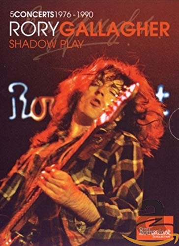 Shadow Play - Rory Gallagher - The Rockpalast Collection [1976] [DVD] [UK Import]