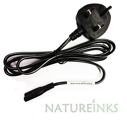 3M EU Netzkabel AC Stromkabel Cable FUR Linetek 125v LS-7J LS-7H LS-13 E70782 Dell Adapter