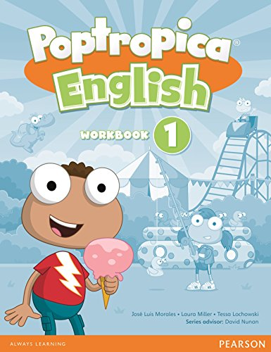 Poptropica English Ame 1 Wb & CD Pack: Workbook - American Edition