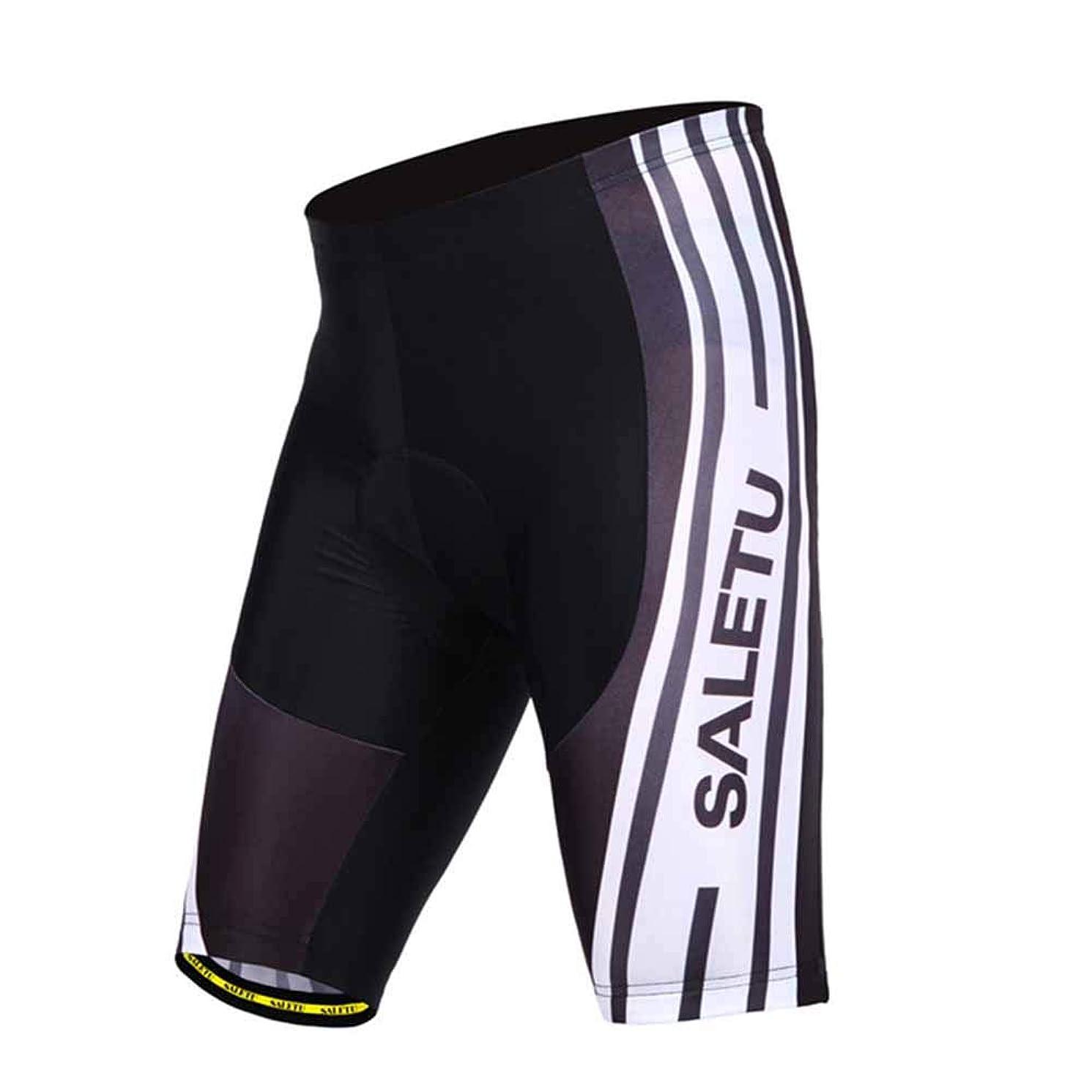 Mens Cycling Shorts,Mens Padded Cycling Shorts,Shockproof Cycling Shorts, Lycra, Comfortable, Wicking Moisture, Quick Drying