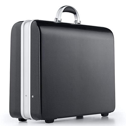 bwh Koffer Aktenkoffer SKR Unique Case Typ 2 Schwarz