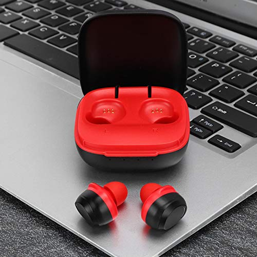 DAUERHAFT Mini Stable Signal Wireless Headset Kopfhörer Bluetooth für den Innenbereich