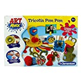 Clementoni- Juego Pon-45x31 Tricotin Pon Art Attack, única (55211.5)