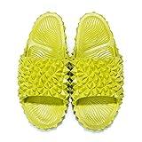 fácil de Poner o Quitar Sandalias de Verano Inicio Indoor Durian Slippers Sandalias para Mujeres Novedad Flip Flaops Suave cómodo para Interior al Aire Libre Sandals for Indoor & Outdoor