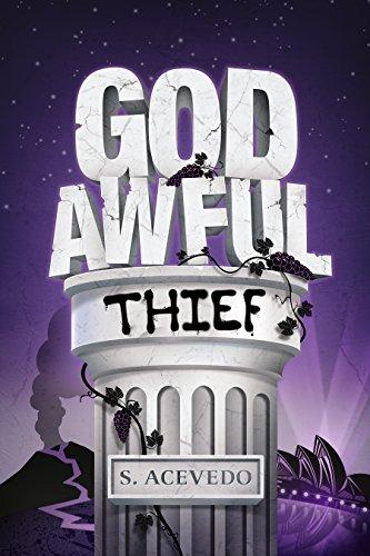 God Awful Thief (God Awful Series Book 2) by [Silvia Acevedo, Jeff Miracola]