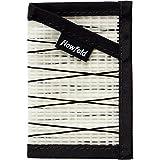 Flowfold Recycled Sailcloth Minimalist Slim Front Pocket Card Holder...