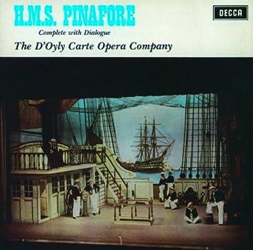 Gilbert & Sullivan: H.M.S.Pinafore
