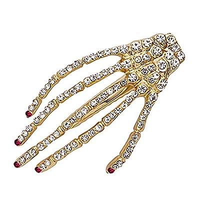 Finger Hair Clips for Halloween, Fashion Hair B...