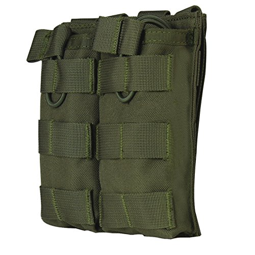 M16 OneTigris Tactical MOLLE mag Funda//mag Pouch para Pistola M4 AR//AK G36 92F Glock M1911