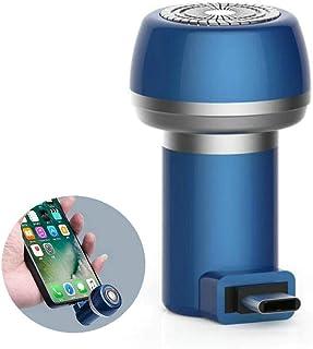 XAHWL ミニ シェーバー 携帯電話 Micro/Type-c/USB+Micro 脱毛器