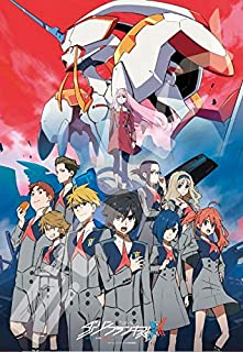 Jigsaw Puzzle Darling in The FRANXX 1000pcs