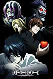 Wonderful Life A Japan Anime Poster - Death Note、デスノート -2 - Tin Poster Tin Sign 12x8 inch