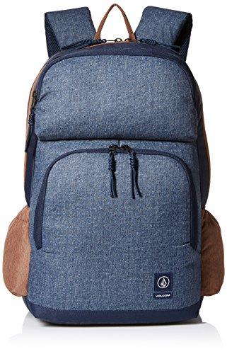 Volcom Roamer Backpack Mochila, Hombre, Azul Oscuro, O/S