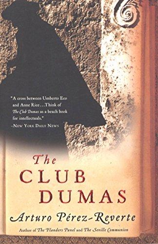 The Club Dumas (English Edition) eBook: Perez-Reverte, Arturo, Soto, Sonia: Amazon.es: Tienda Kindle