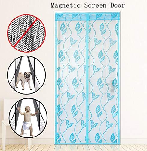 TINE vliegenschermen voor deuren magnetische scherm deur vliegen gordijnen voor deuropeningen muggengaas deuren gemakkelijk te installeren zonder boren voor balkon schuiven woonkamer kinderen kamer