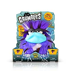 features of the grumblies toys