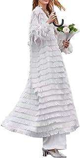 Women Fashion Oversized Open Front Long Maxi Robe Cardigan