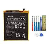 Swark JS40 Batterie compatible avec Motorola Moto Z3 Play XT1929-1/4/5/6/8 avec outils