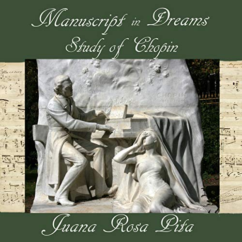 Manuscript in Dreams - Study of Chopin audiobook cover art