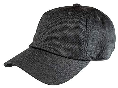 熱中症対策 クールダウンキャップ 冷却帽子 暑さ対策 uvカット帽子 冷感帽子 テイジン ベルオアシス 男女兼用 (ブラック)