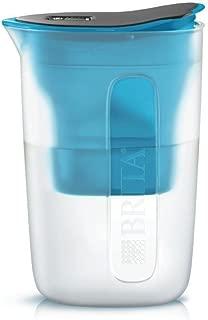 ブリタ 浄水 ポット 1.0L ファン ブルー ポット型 浄水器 カートリッジ 1個付き 【日本仕様・日本正規品】