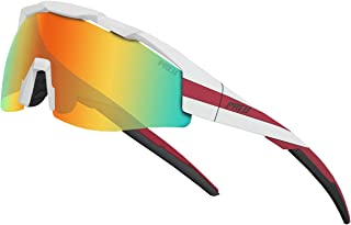 Unisex Polarized Sports Sunglasses for Men Women Cycling Running Driving Fishing Golf Baseball Glasses(S1495)
