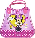Minnie Mouse Weekender-Neceser, Set Niñas Minnie-Selección de Productos Seguros en un Maletín de Maquillaje, Color Rosa (Markwins Beauty Brands 1599048E)
