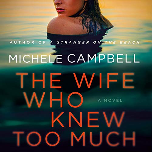The Wife Who Knew Too Much cover art