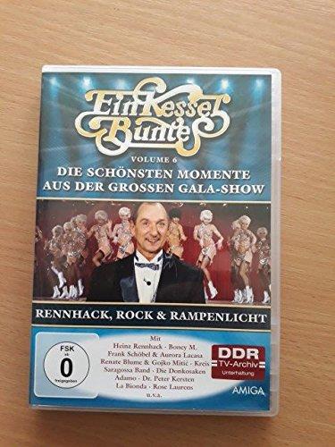 Ein Kessel Buntes, Vol. 6: Die schönsten Momente aus der großen Gala-Show (DDR TV-Archiv)