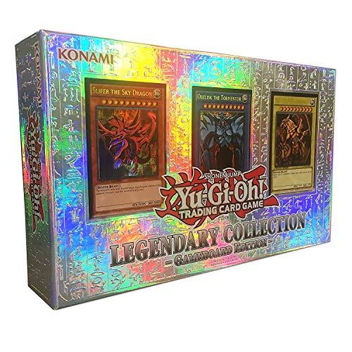 Yu-Gi-Oh KONLCR Legendary Collection Nachdruck