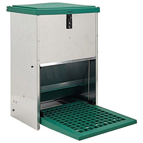 Beeztees 18101 Futterautomat für Geflügel, 12 kg