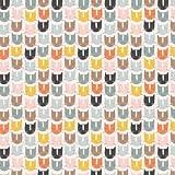 Dashwood Katzen-Stoff – EMI – DASH261 Katzengesichter,