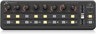 Behringer X-TOUCH MINI - Interface de audio USB/USB 2.0, ethernet, USB