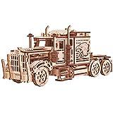 Wood Trick - Puzzle mécanique en bois - Puzzle 3D - Remorque
