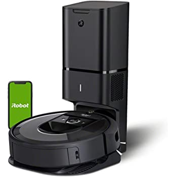 【キャッシュバックキャンペーン対象】ルンバ i7+ アイロボット ロボット掃除機 自動ゴミ収集 水洗いできるダストボックス wifi対応 スマートマッピング 自動充電・運転再開 吸引力 カーペット 畳 i755060 【Alexa対応】