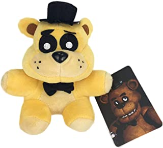 Five Nights at Freddy's Figure Location Funtime Freddy Fazbear Foxy Plush Toy Keychain Collectible Plushie 7inch