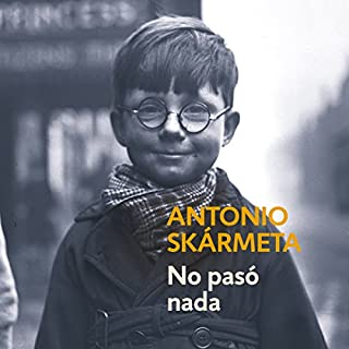No pasó nada [Nothing Happened] audiobook cover art