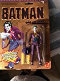 Toy Biz Batman (1989 Movie) The Joker (Squirting Orchid) Action Figure 4.75 Inches
