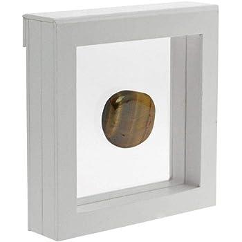 Schweberahmen weiß 29,5 x 9,5 cm