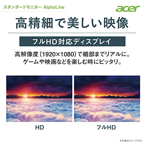 Acer『スタンダードモニターAlphaLineKA0KA240Hbmidx』
